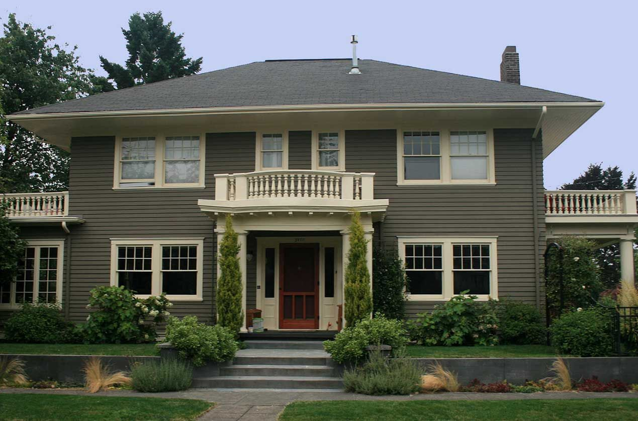 How much to paint exterior of house