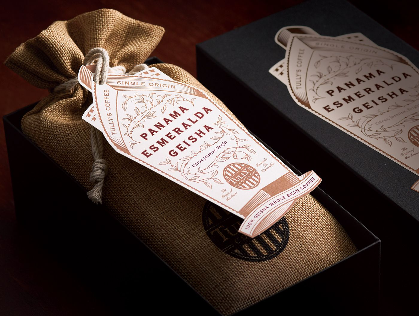 Coffee Beans Package / PANAMA on Behance Coffee beans