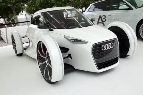 концепты автомобилей с большими колесами: 14 тыс ...