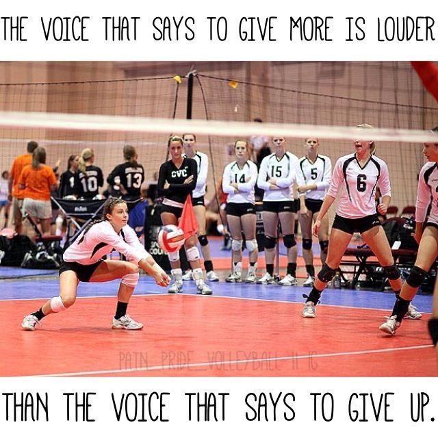 Volleyball Inspiration Genel In 2020 With Images Volleyball Inspiration Volleyball Quotes Volleyball Workouts