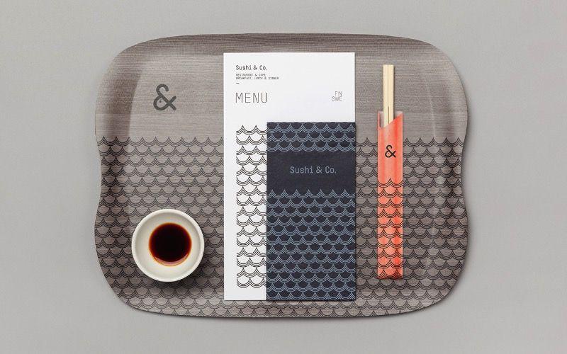 Sushi & Co. by BOND Creative Agency