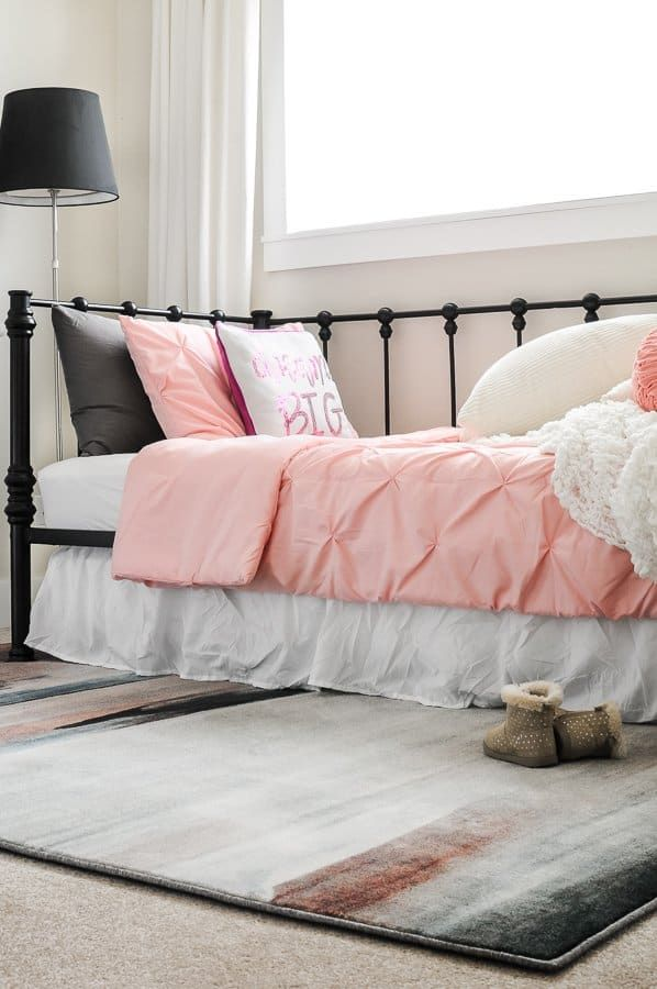 15 Easy Toddler Girl Bedroom Ideas on a Budget images