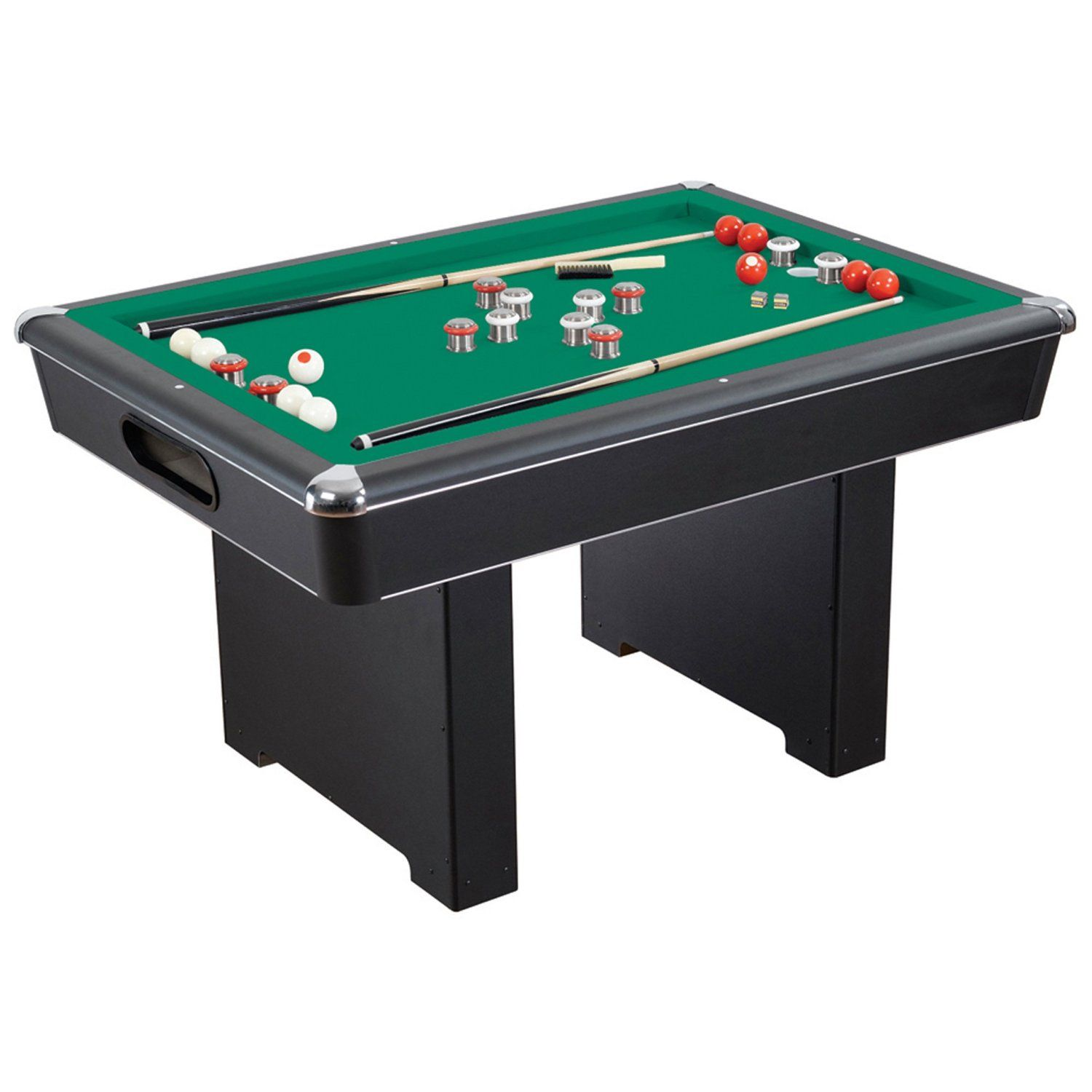Here Is A Bumper Pool Table By Hathway I Call This Version Of - Sportcraft 7ft pool table review