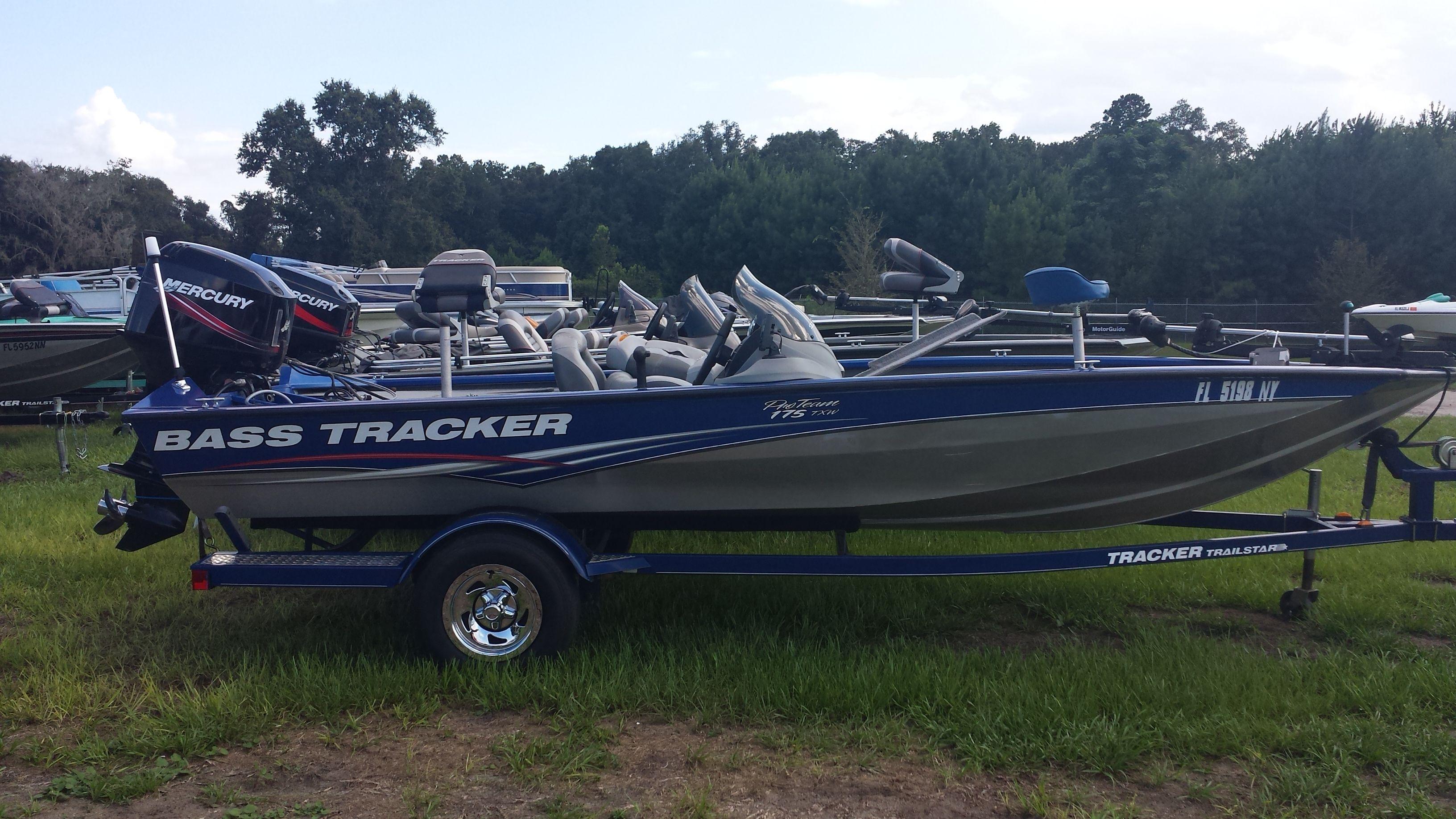 2009 Tracker Pro Team 175 TXW Boat! $9,395 call Polaris of