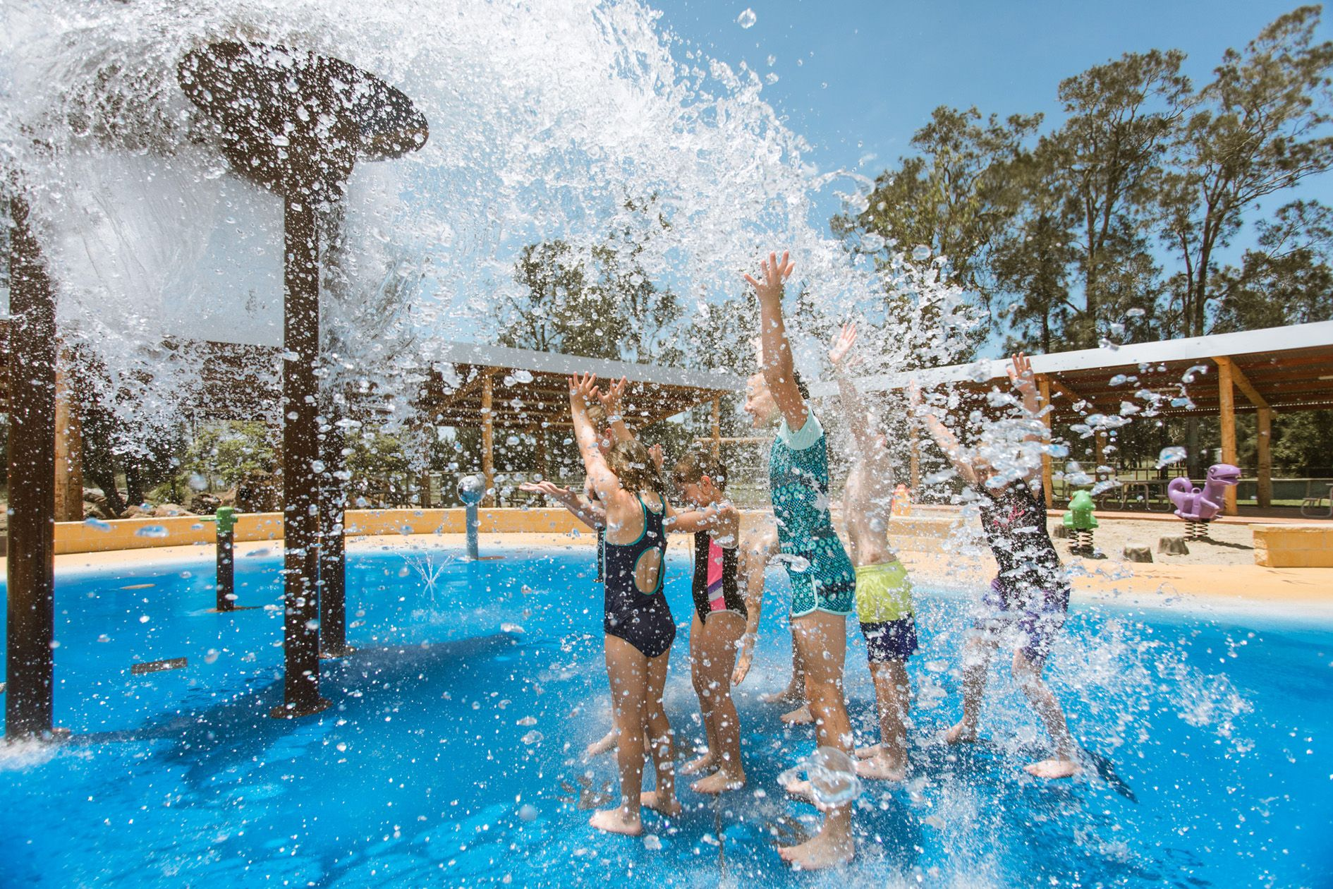 The blue water holiday centre of Port Stephens, is renowned for its beautiful bays such as Nelson Bay, Shoal Bay, Fingal Bay and Salamander Bay. And now Port Stephens boasts a new bay – Splash Bay – a water park attraction that officially opened at Oakvale Farm and Fauna World on January 7, 2017. Opening…