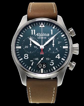 Alpina 1883 Genève, Alpina Watches, Collection, startimer, Pilot, Chronograph Big Date