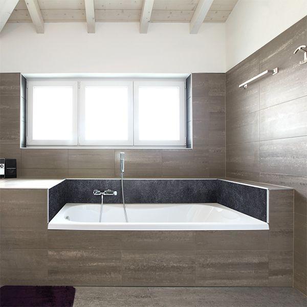 Panneau mural salle de bains le guide ultime pour bien choisir salle de bains et wc - Panneaux d habillage pour renover sa salle de bains ...