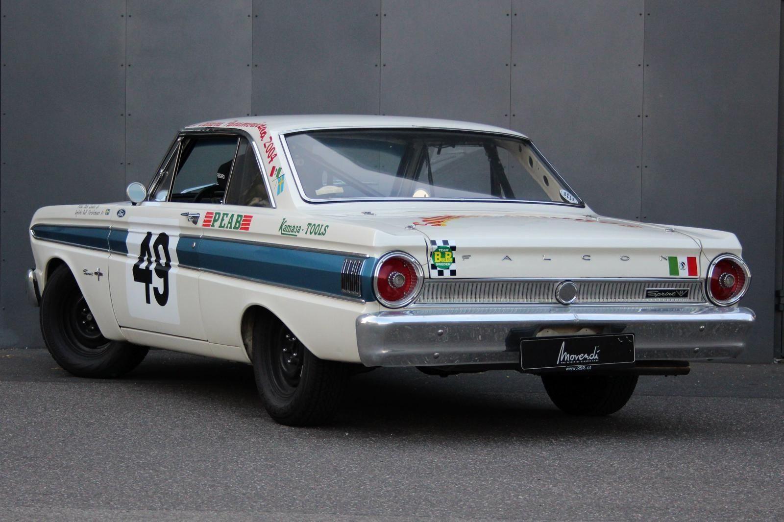 Restored 1964 Falcon Futura Sprint Coupe 65 Ford Falcon Ford Falcon Ford Fairlane