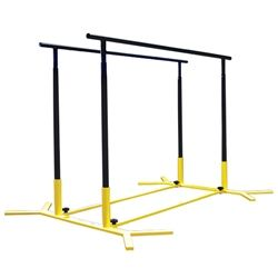 "255fa8743b88 Mancino Parallel Bars | These P-Bars are perfect for ""getting started""  boys' programs and strength training of all age groups. #ninjawarrior  #warriorfitness ..."