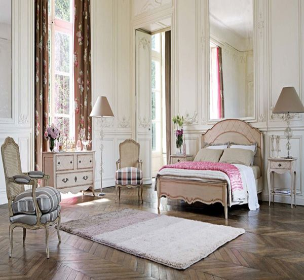 vintage bedrooms designs Vintage Bedroom Serves both of