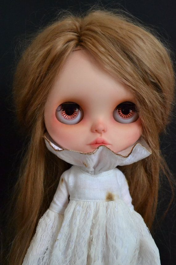 Etsy の Cece Custom Blythe Doll by AnythingForTheGirl