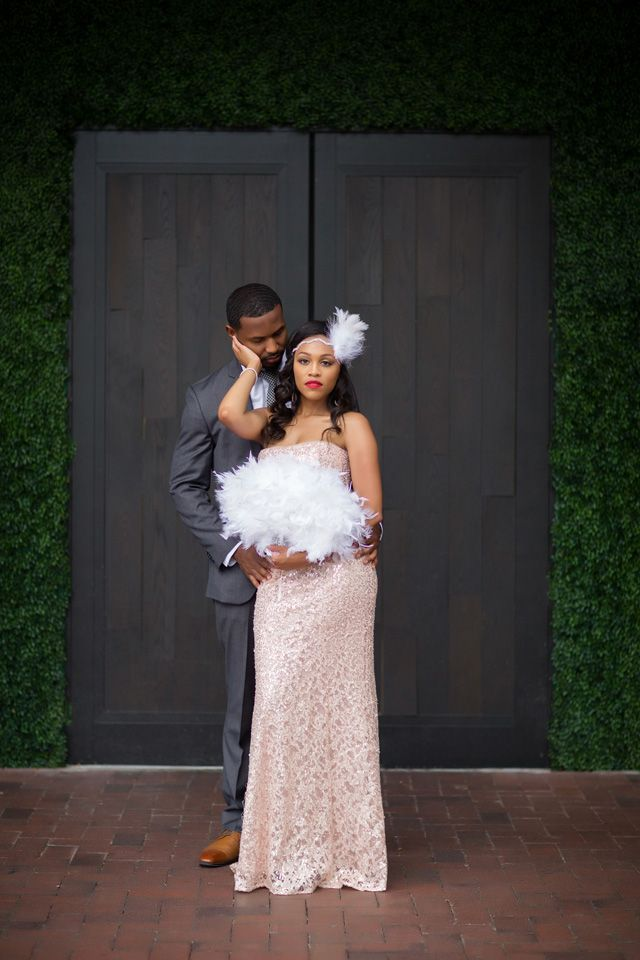 Harlem Renaissance Inspired Engagement Session in Ft. Lauderdale, FL: Kendra + Jonathan |Munaluchi Bride -  Kendra and Jonathan connected through a match-making mutual friend, who just so happened to be…  - #Bride #Engagement #EngagementPhotosafricanamerican #EngagementPhotosbeach #EngagementPhotoscountry #EngagementPhotosfall #EngagementPhotosideas #EngagementPhotosoutfits #EngagementPhotosposes #EngagementPhotosspring #EngagementPhotoswinter #EngagementPhotoswithdog #Harlem #Inspired #Jonatha