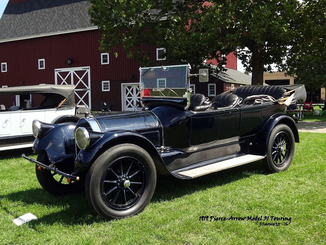 1919 Pierce-Arrow Model 31 Touring 2016 Pierce-Arrow Society\'s Mini ...