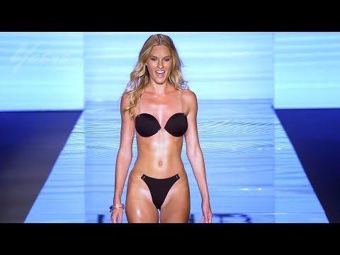 52a897c1dc Monica Hansen Swimwear Bikini Fashion Show SS2019 Paraiso Fashion Fair  Miami Swim Week 2018 - YouTube