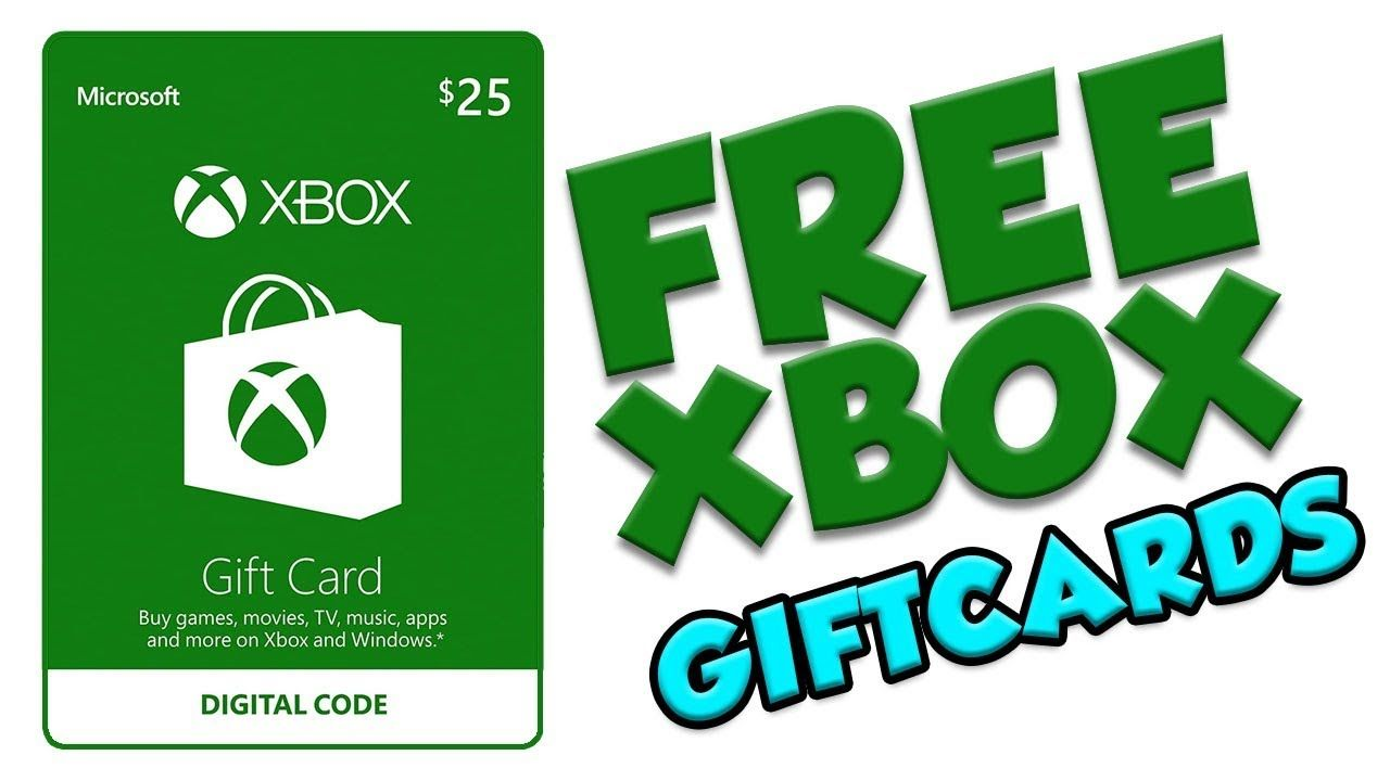 Free xbox codes tutorial how to get free xbox gift