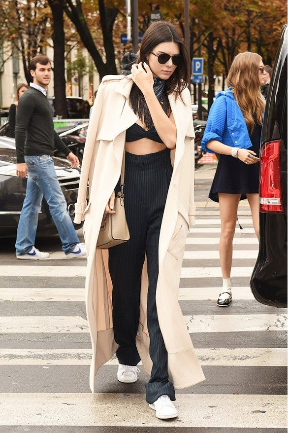1d002e6c19d The  120 Sneakers Kendall Jenner Legit Can t Stop Wearing