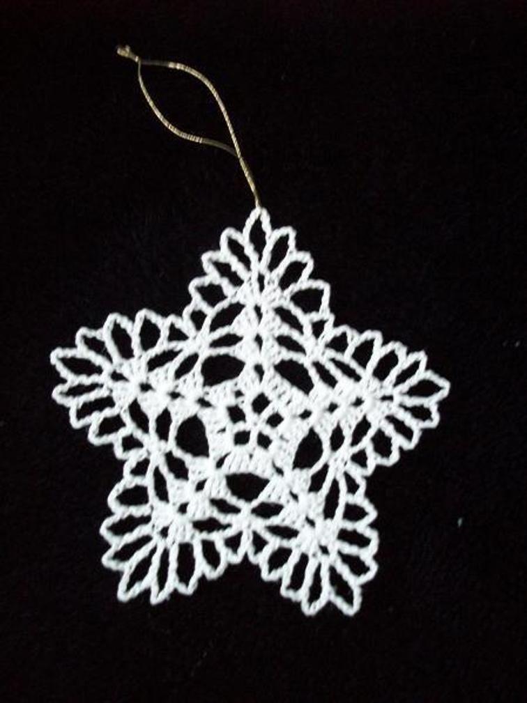 Snowflake | Craftsy | crochet | Pinterest | Nieve, Patrones libres ...