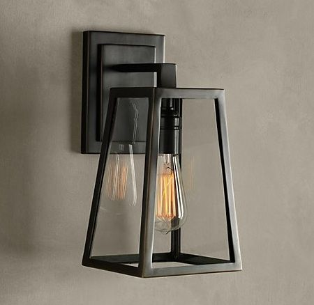 Exterior light restoration hardware outdoor light fixturesoutdoor