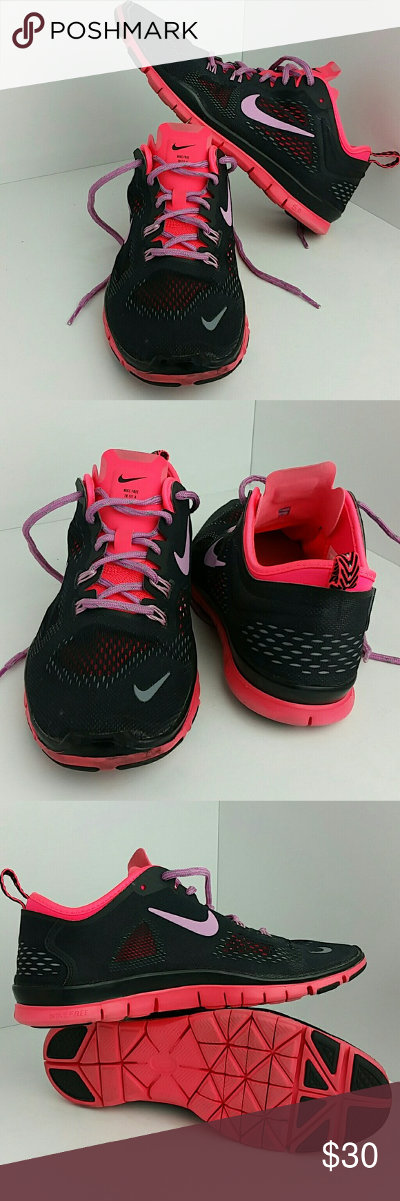 NIKE FREE TR FIT 4 IV WOMEN SHOES VERY CLEAN INSIDE-OUT   SKE # UB NIKE  Shoes Athletic Shoes