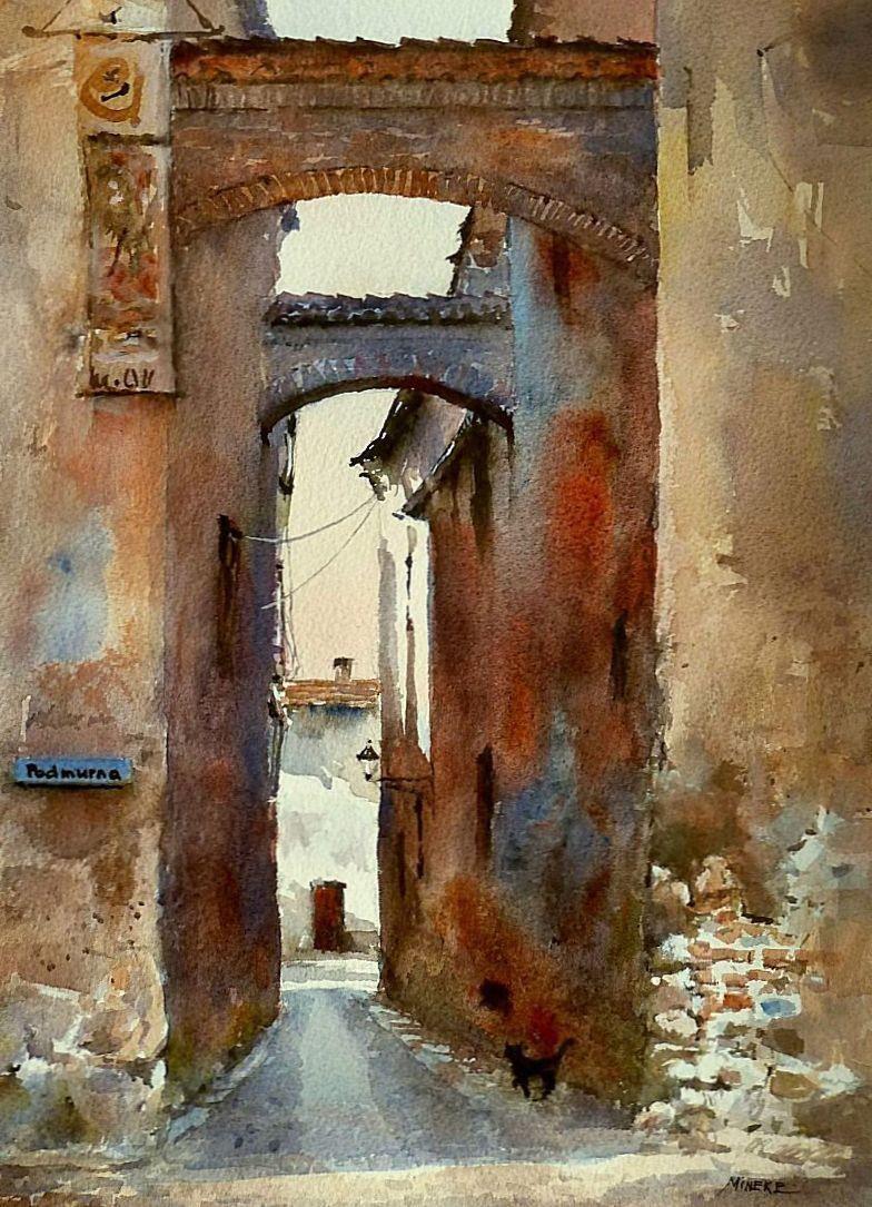 Art Of Watercolor: May 2012
