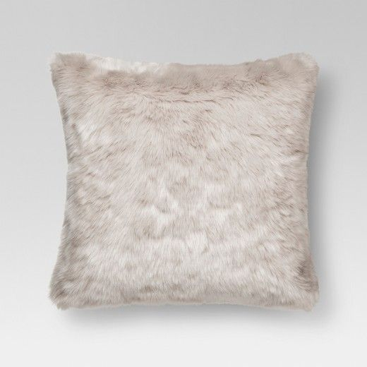 Complete Your Modern Living Room Decor With The Faux Fur