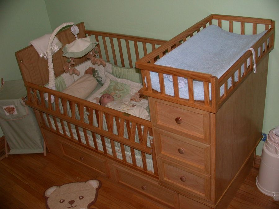Best Hand Scraped Laminate Flooring Brand Resort Home Ideas In 2020 Crib With Changing Table Baby Changing Tables Baby Cribs
