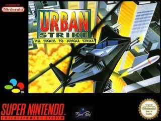 Emularoms: Urban Strike [ SNES ]