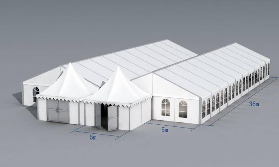 """Tent Shelter   mixta Tent Party Tent   Partido   Estructuras temporales    Pagoda &  """"A"""" Carpa del marco"""