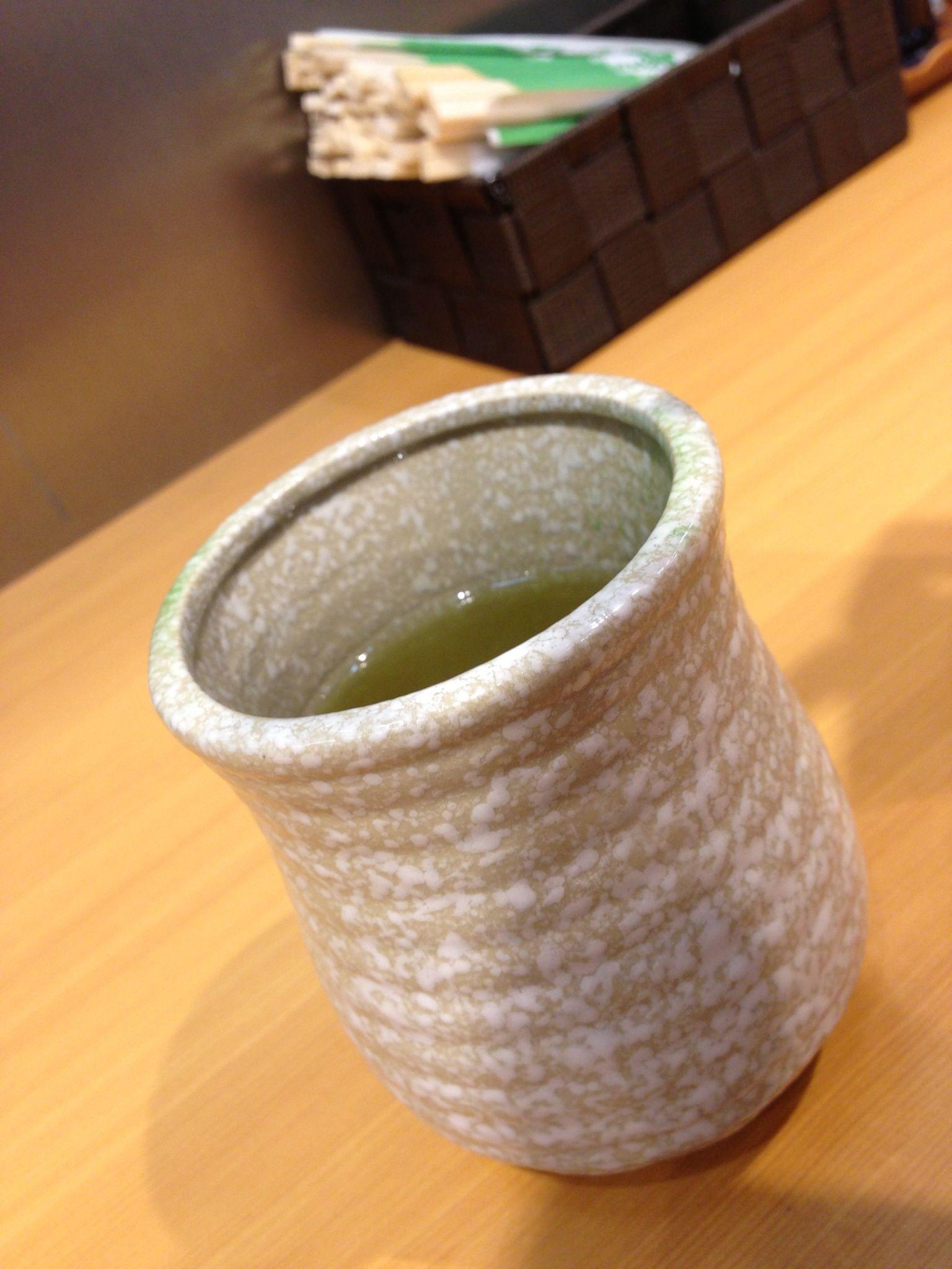 Photo of Simple #Greentea #Drink