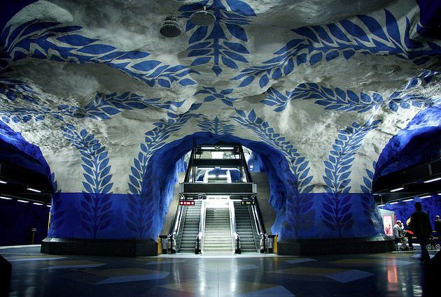 rock and blue stockholm