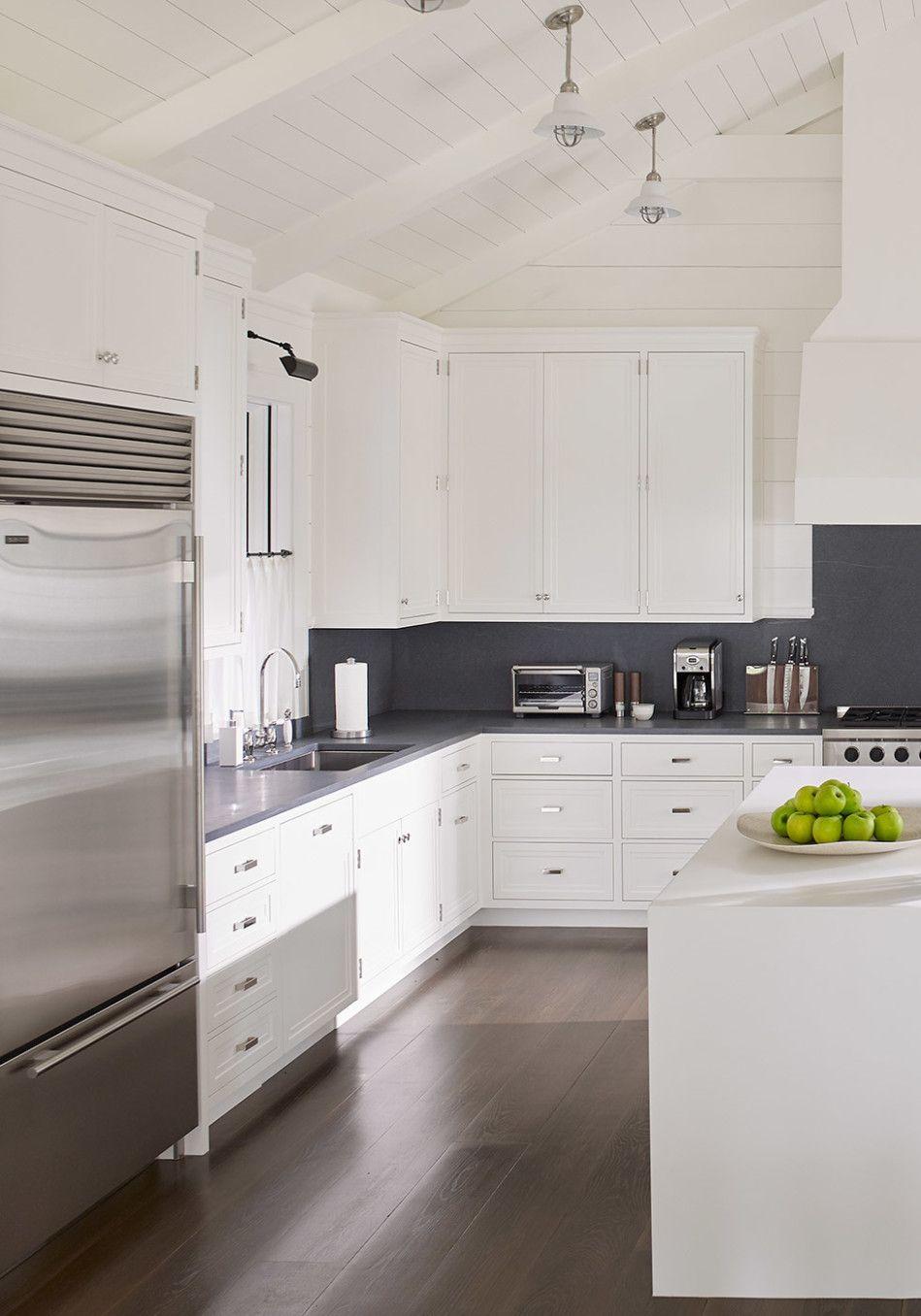 5 Brilliant White Kitchen Decorating Ideas In 2019 Decorating