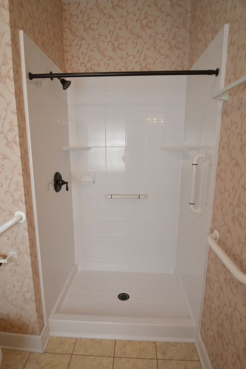 Bathroom Remodeling Done In As Little As 1 Day Bathrooms Remodel New Home Windows Shower Remodel