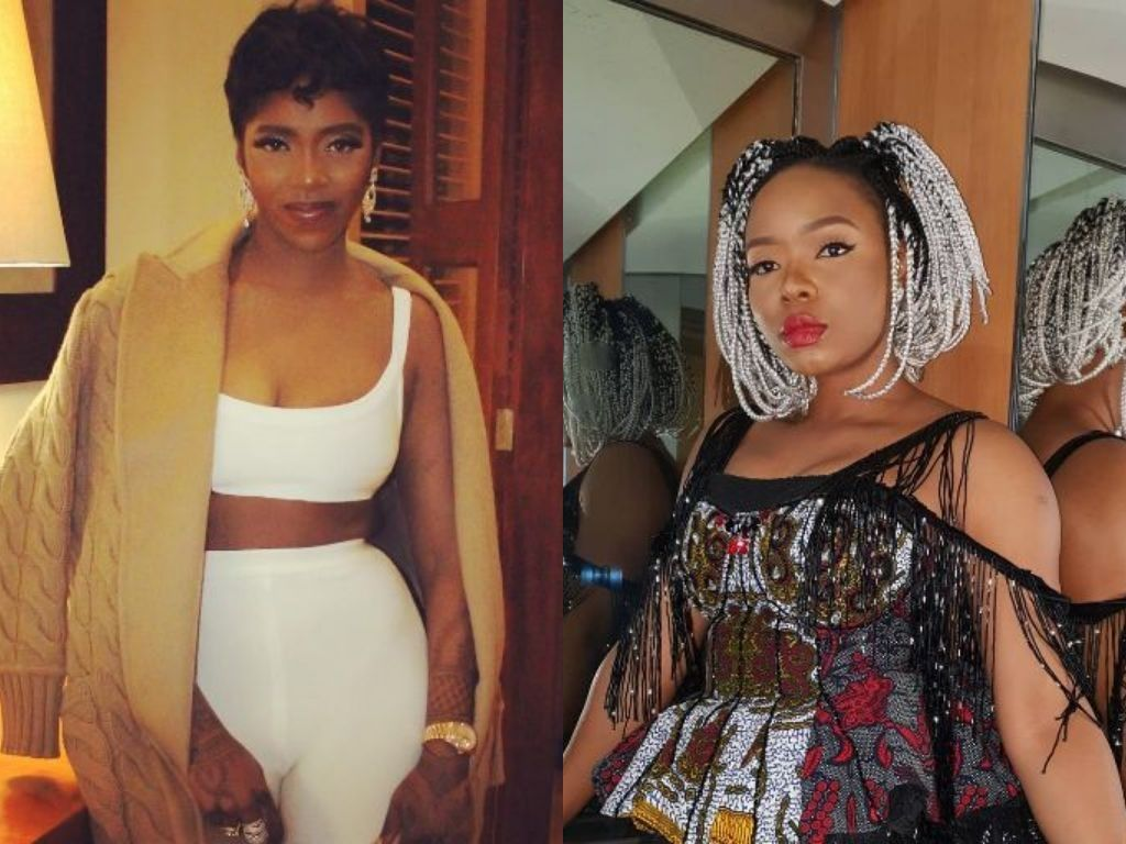 BEEF ALERT! Tiwa Savage, Yemi Alade Unfollow Each Other On