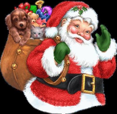 Papai Noel Colorido Para Imprimir Papai Noel Noel E