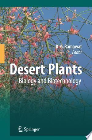 Desert Plants PDF By:Kishan Gopal RamawatPublished on 2009 ...