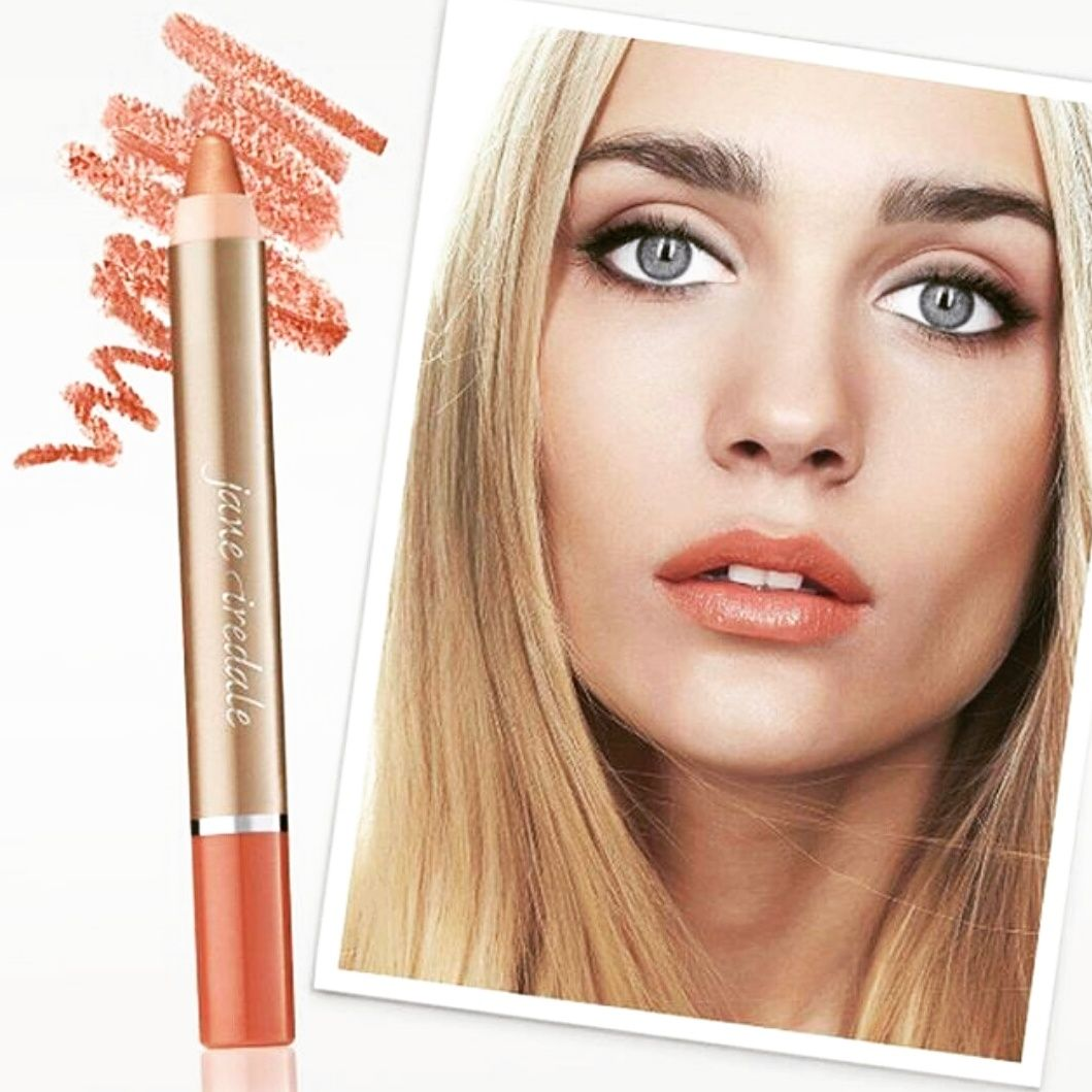 New Jane Iredale lip crayon available at In Therapy. www
