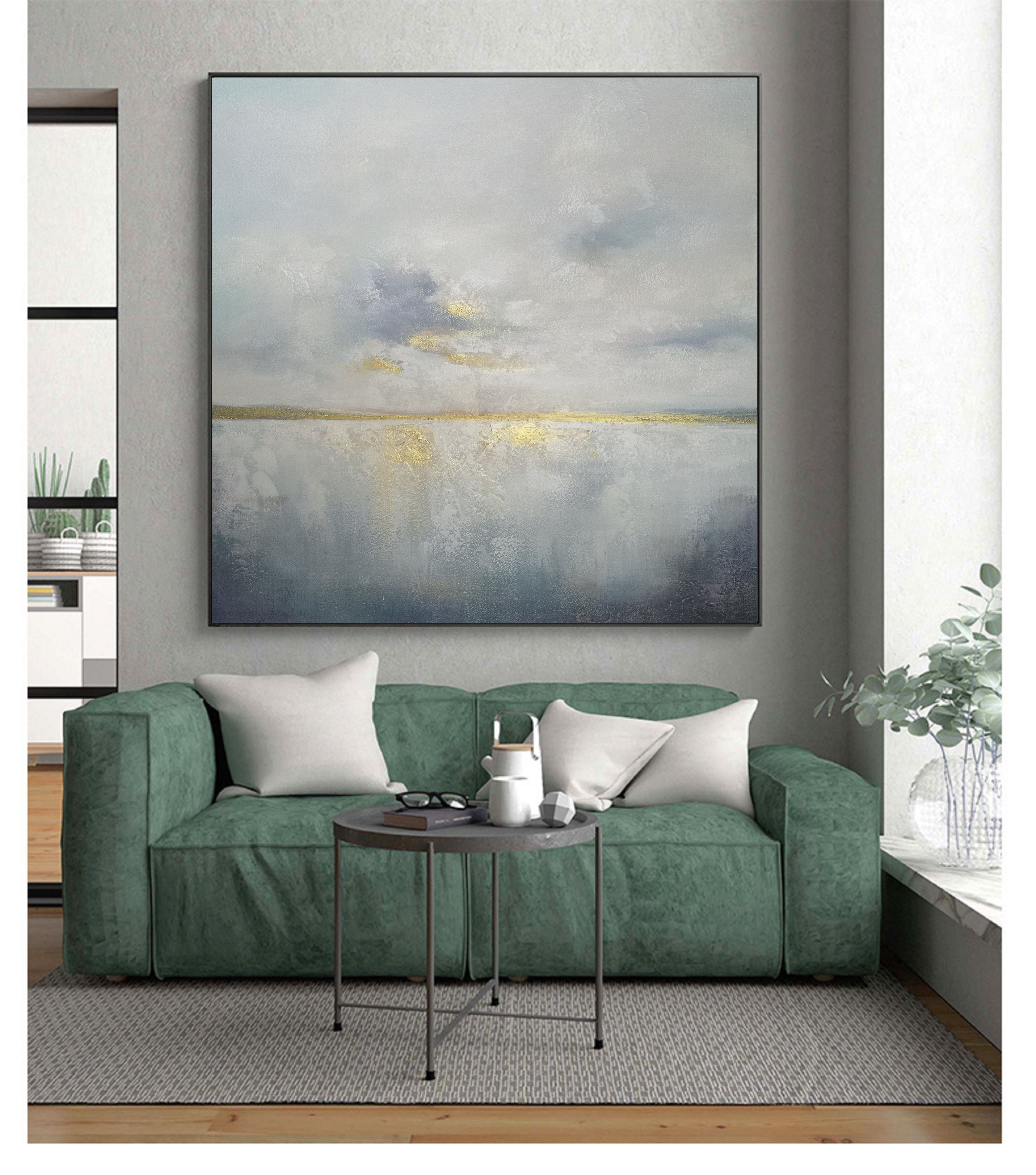 Original Abstract Oil Painting Living Room Decoration Abstract Oil Painting Personal Customize Large Abstract Wall Art Large Abstract Painting Large Abstract