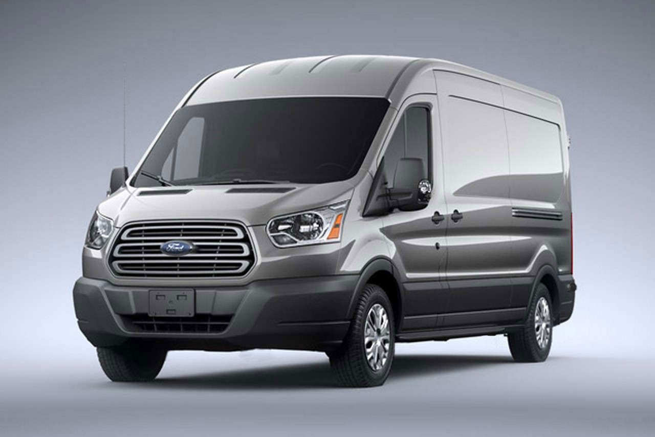 Ford Transit Is One Of The Most Popular Light Commercial Vehicles