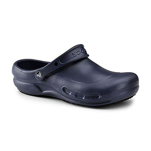 a1a1e9d760a9 Crocs SureGrip Unisex - Adult Bistro Navy Slip Resistant Work Clogs     Be  sure to check out this awesome product.