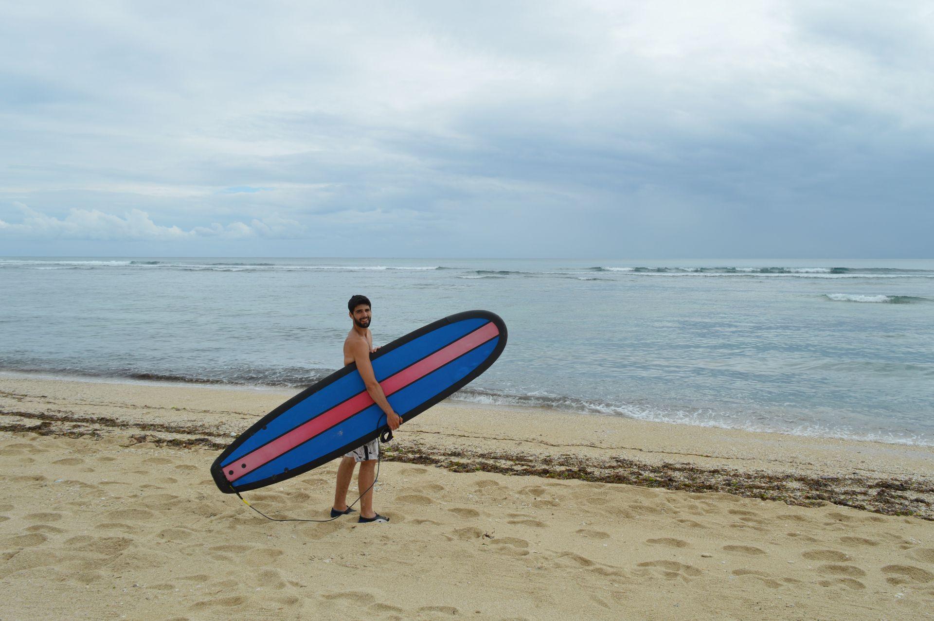 Surf en Uluwatu