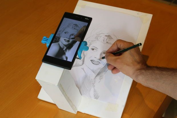Augmented Reality Sketchpad Augmented Reality Art Camera Apps