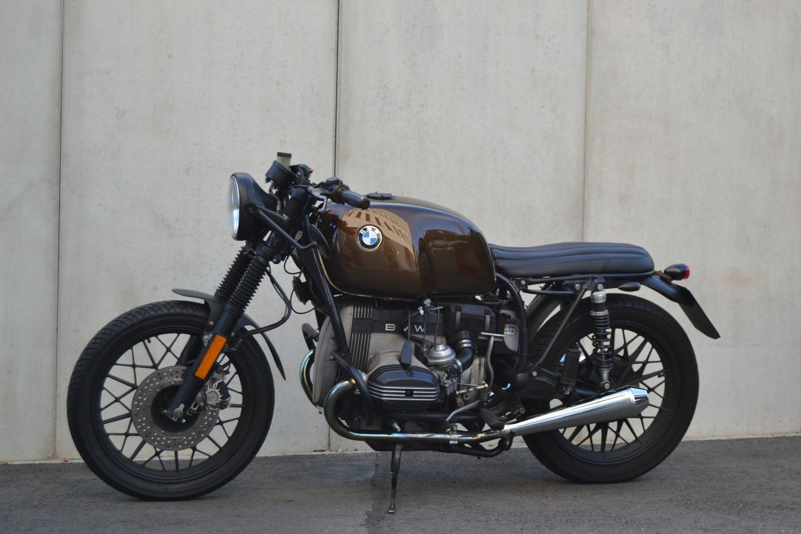 bmw r65 bj 81 cafe racer srambler bobber umbau r100 r80. Black Bedroom Furniture Sets. Home Design Ideas
