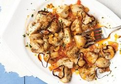 champiñones-salteados-con-perejil-y-guajillo