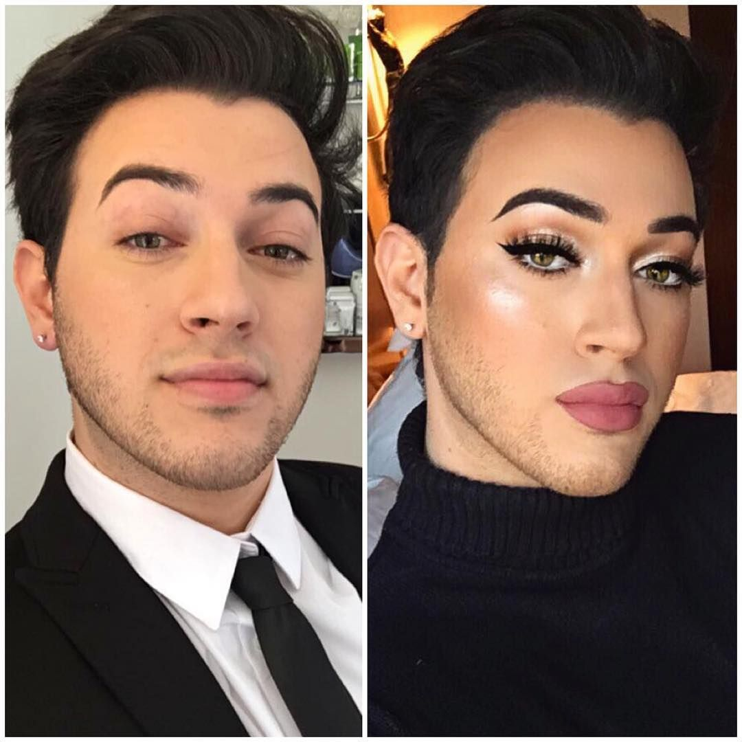 Manny vs Manny MUA... Manny is hot in all possible ways