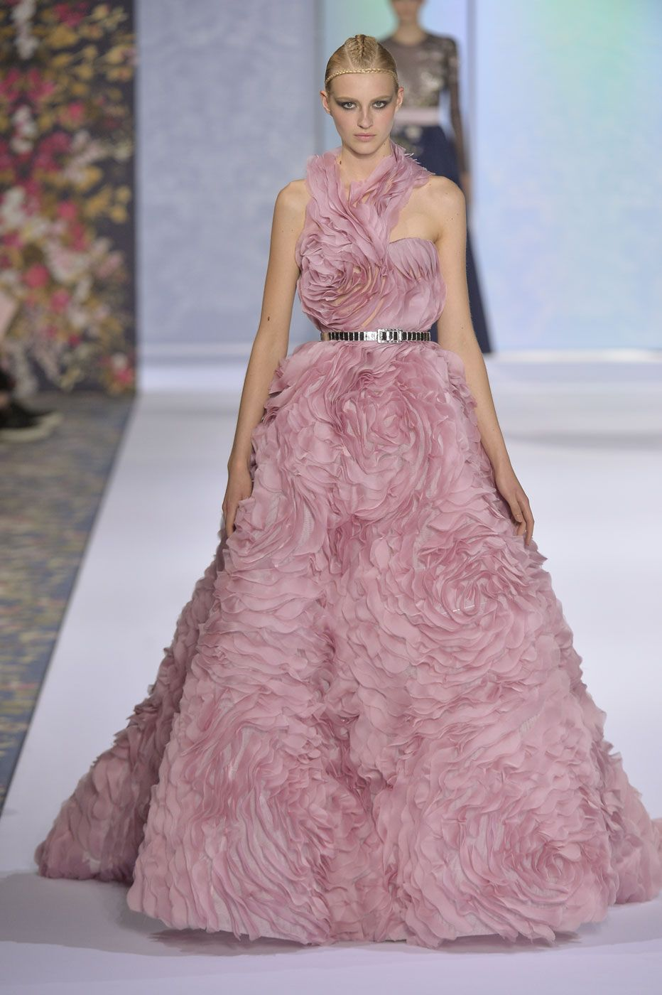 The most spectacular dresses from the couture catwalks | Pinterest ...
