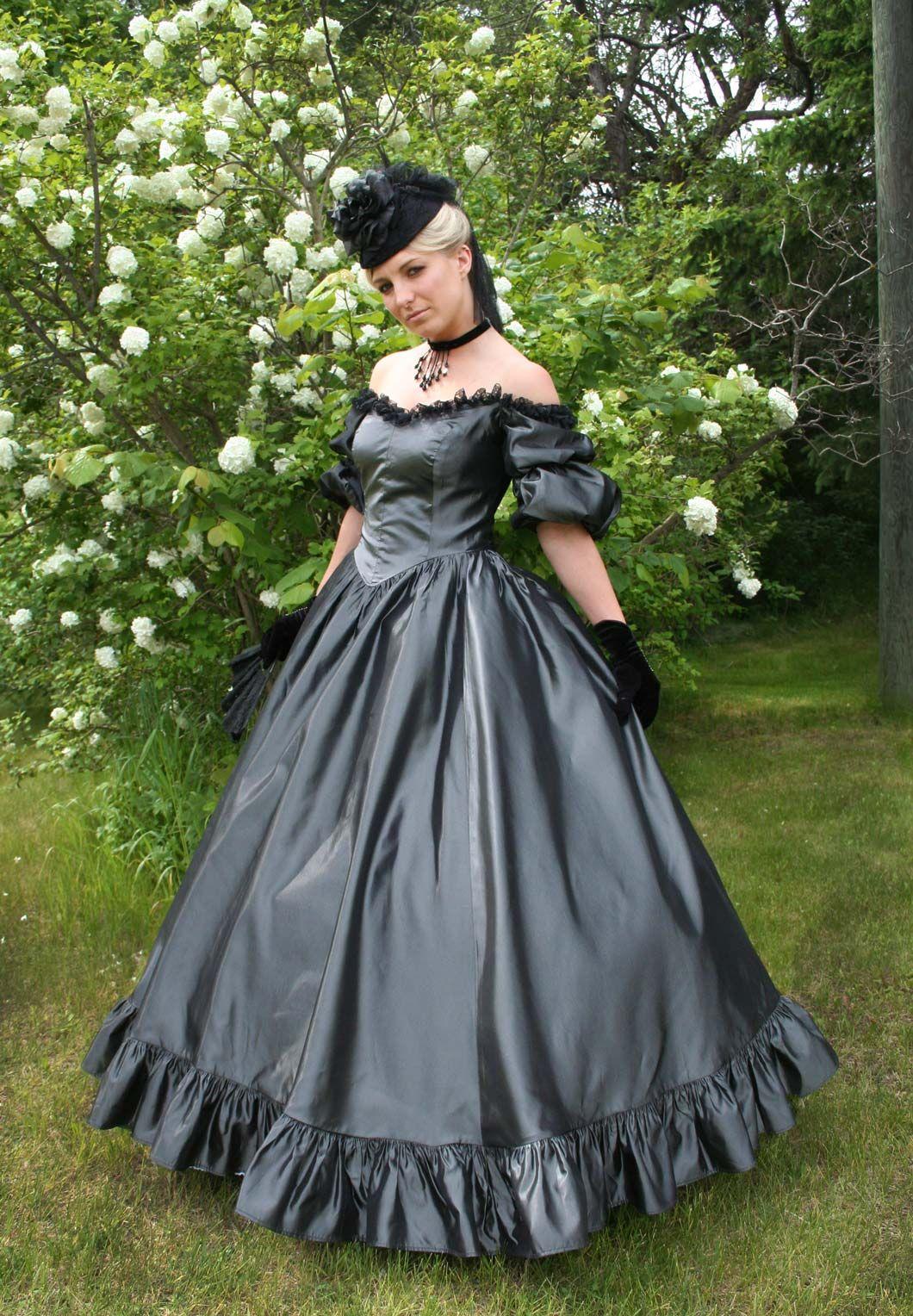Priscilla Victorian Gown bicenntial 2019