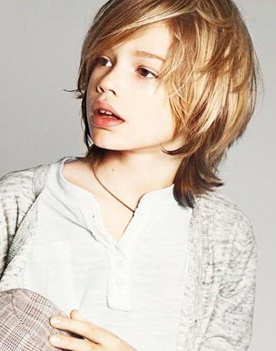 Long Windswept Cool Haircut For Boys Boys Long Hairstyles Boy Haircuts Long Boy Hairstyles