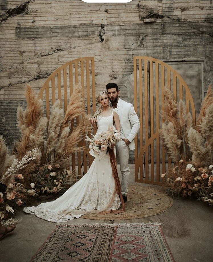 11+ Pampas grass wedding ceremony info