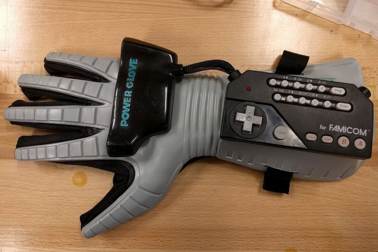 Pin by MAK on Projects to try Power glove, Gloves, Spy