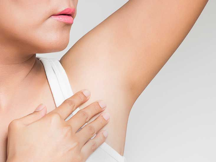 How To Get Rid Of An Armpit Rash Armpit Rash Natural Deodorant